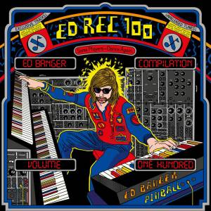 Cover - Breakbot: Ed Rec 100
