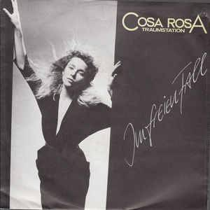 Cover - Cosa Rosa: Traumstation