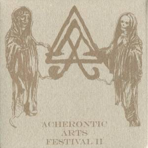 Cover - Dread Sovereign: Acherontic Arts Festival II