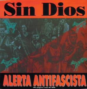 Cover - Sin Dios: Alerta Antifascista