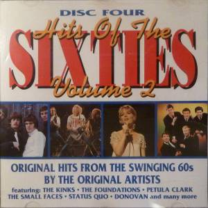 Cover - Viscounts, The: Hits Of The Sixties Vol. 2