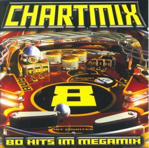Chartmix 8 - Cover