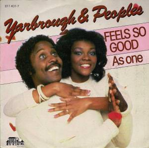 Cover - Yarbrough & Peoples: Feels So Good