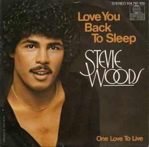 Cover - Stevie Woods: Love You Back To Sleep