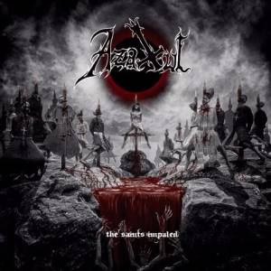 Cover - Azaxul: Saints Impaled, The