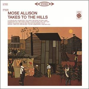 Cover - Mose Allison: Takes To The Hill
