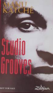 Cover - Manu Katché: Studio Grooves