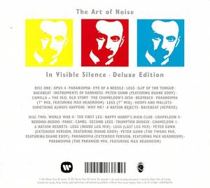 The Art Of Noise: In Visible Silence (2-CD) - Bild 2