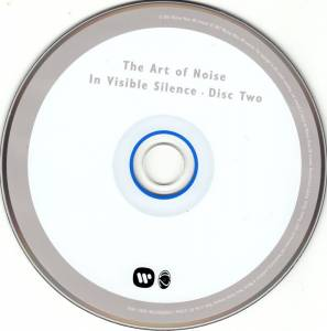 The Art Of Noise: In Visible Silence (2-CD) - Bild 4