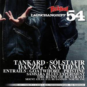 Rock Hard - Lauschangriff Vol. 054 - Cover