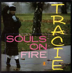 Cover - Tracie: Souls On Fire