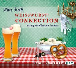 Rita Falk: Weisswurst Connection - Cover