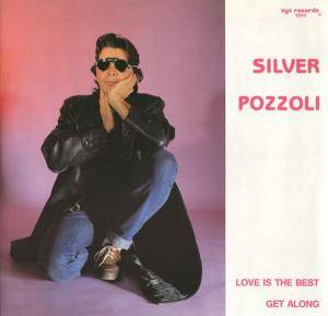 Cover - Silver Pozzoli: Love Is The Best