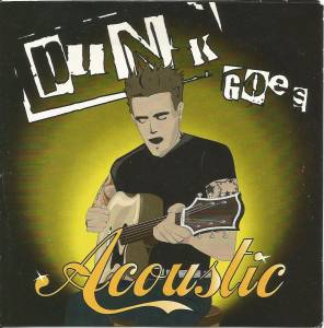 Punk Goes Acoustic - Cover