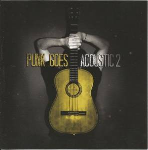 Cover - Mayday Parade: Punk Goes Acoustic 2