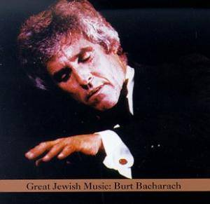 Cover - Wayne Horvitz: Burt Bacharach  -     Great Jewish Music