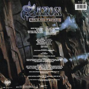 Saxon: Rock The Nations (LP) - Bild 2