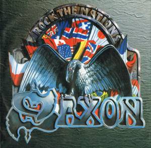 Saxon: Rock The Nations (LP) - Bild 3
