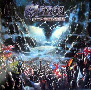 Saxon: Rock The Nations (LP) - Bild 1