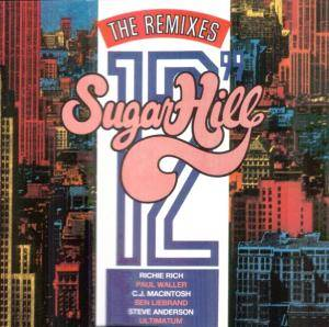 Best Of Sugarhill - The Remixes - Cover
