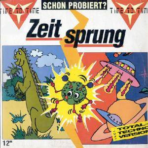 Time To Time: Zeitsprung - Cover