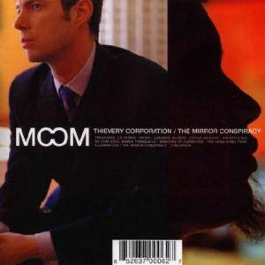 Thievery Corporation: Mirror Conspiracy, The - Cover