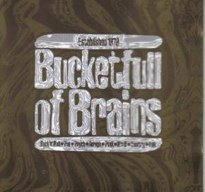 Cover - Daryll-Ann: Bucketfull Of Brains 50th Anniversary CD