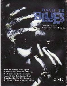 Cover - John Mayall & The Bluesbreakers: Back To Blues