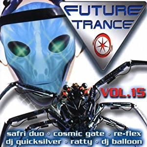 Future Trance Vol. 15 - Cover