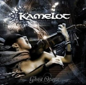 Kamelot: Ghost Opera - Cover