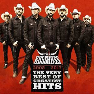 Cover - BossHoss, The: 2005-2017 The Very Best Of Greatest Hits