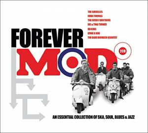 Cover - Cozy Cole: Forever Mod - An Essential Collection Of Ska, Soul, Blues & Jazz