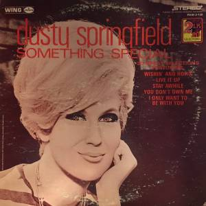 Cover - Dusty Springfield: Something Special