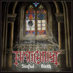 Cover - Antichrist: Sinful Birth