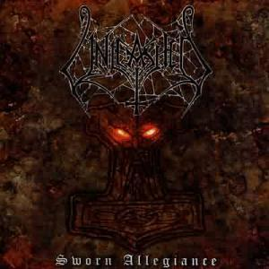 Unleashed: Sworn Allegiance - Cover
