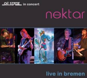 Nektar: Live In Bremen - Cover