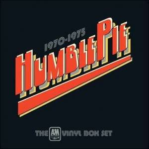 Humble Pie The A Amp M Vinyl Box Set 1970 1975 9 Lp 2017