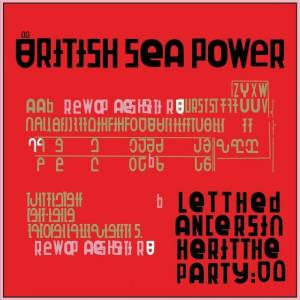 Cover - British Sea Power: Let The Dancers Inherit The Party