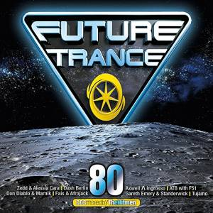 Cover - Darius & Finlay: Future Trance Vol. 80