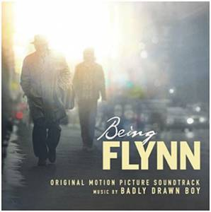 Cover - Badly Drawn Boy: Being Flynn (O.S.T.)
