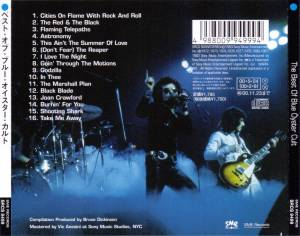 Don't Fear The Reaper: The Best of Blue Öyster Cult by ...