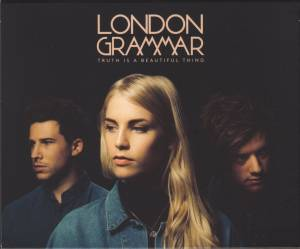 Cover - London Grammar: Truth Is A Beautiful Thing