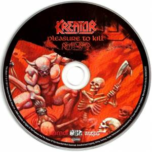 Kreator: Pleasure To Kill (CD) - Bild 3