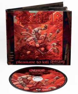 Kreator: Pleasure To Kill (CD) - Bild 6
