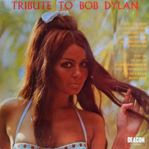Cover - Dave Travis: Tribute To Bob Dylan
