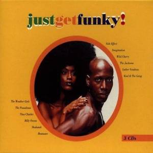 Just Get Funky! - Cover