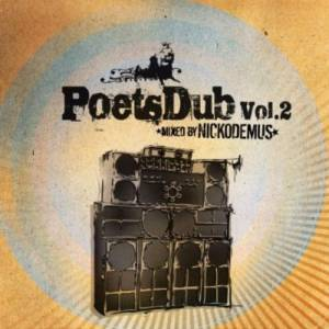 Cover - Kieser.Velten: Poets Dub Vol. 2 - Mixed By Nickodemus
