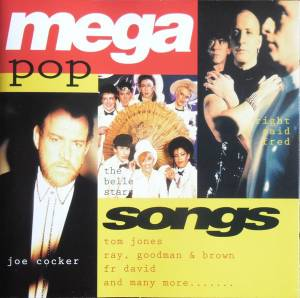 Cover - Migil 5: Mega Pop Songs