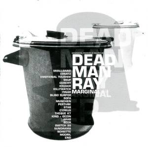 Cover - Dead Man Ray: Marginal EP