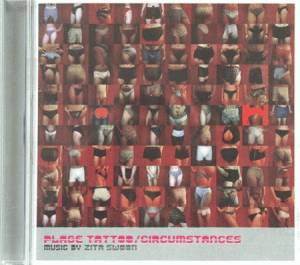 Cover - Zita Swoon: Plage Tattoo / Circumstances
